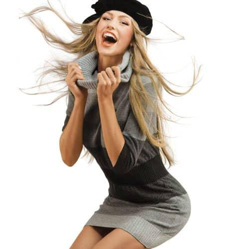 Abbigliamento answer: JUMPER DRESS