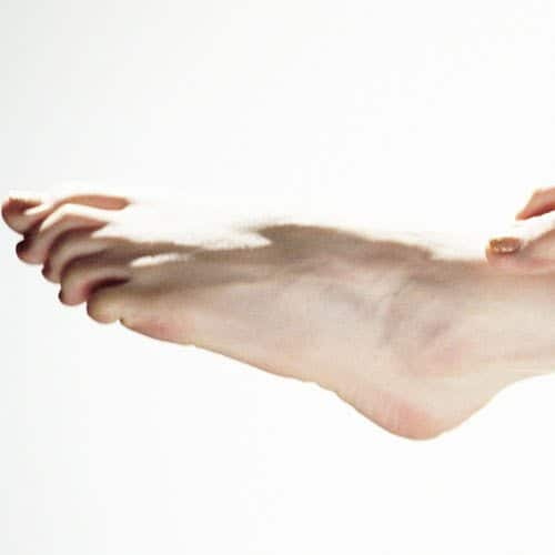 Anatomia answer: PIEDE