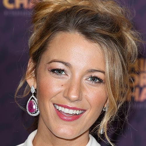 Attrici answer: BLAKE LIVELY