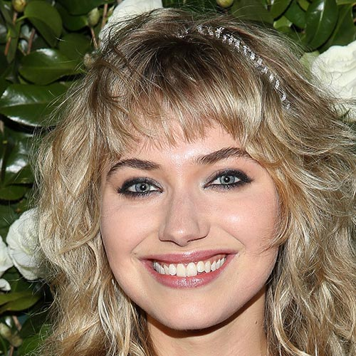Attrici answer: IMOGEN POOTS