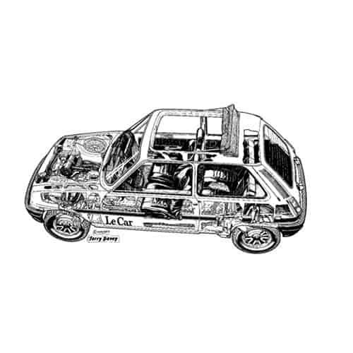 Auto Classiche answer: RENAULT 5