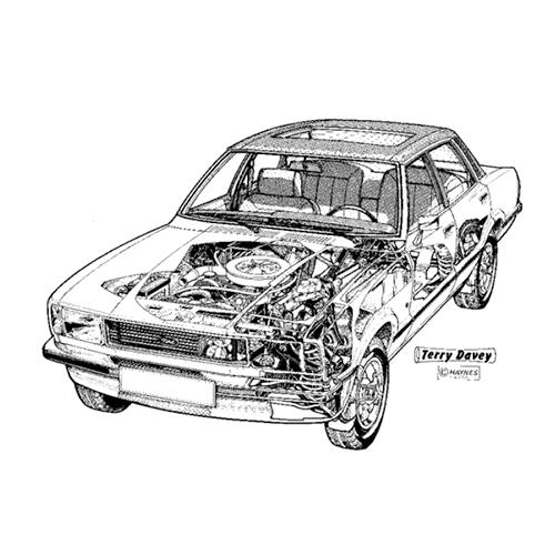 Auto Classiche answer: CORTINA MK4