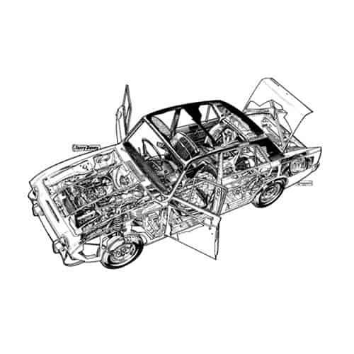 Auto Classiche answer: FORD CORSAIR
