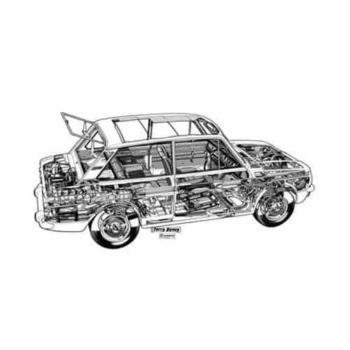 Auto Classiche answer: HILLMAN IMP