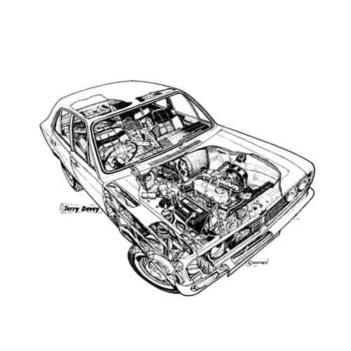 Auto Classiche answer: AVENGER
