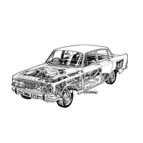 Auto Classiche answer: FORD ZODIAC