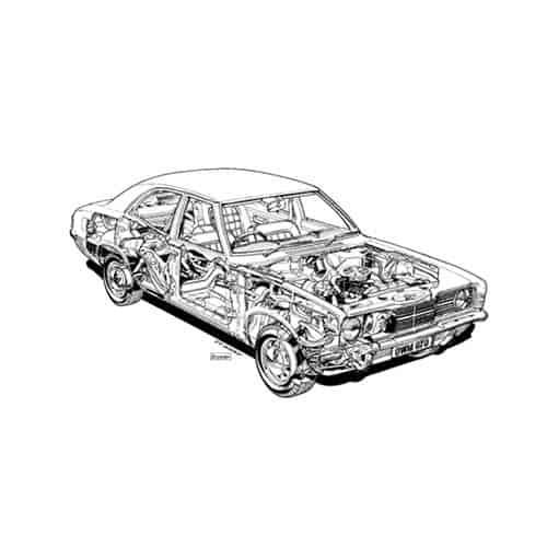 Auto Classiche answer: CORTINA MK3