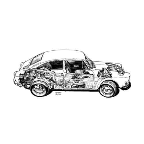 Auto Classiche answer: VW TYPE 3