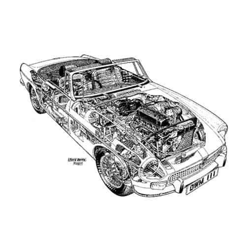 Auto Classiche answer: MGB