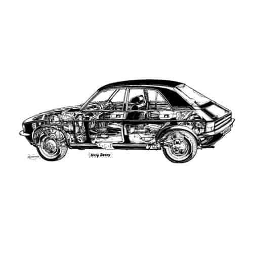Auto Classiche answer: AUSTIN ALLEGRO