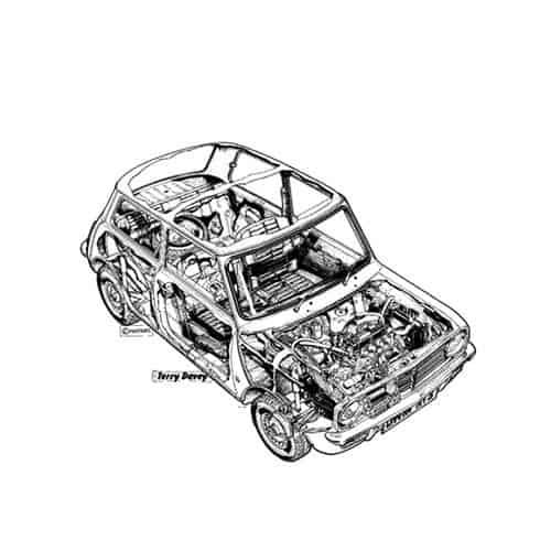 Auto Classiche answer: MINI CLUBMAN