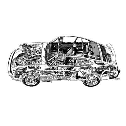 Auto Classiche answer: PORSCHE 911