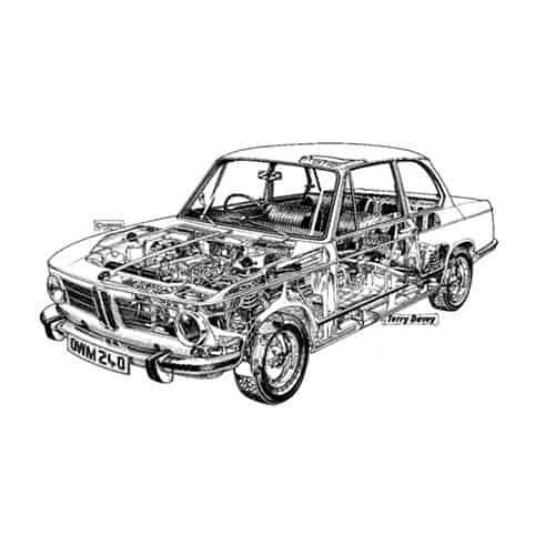 Auto Classiche answer: BMW 2002