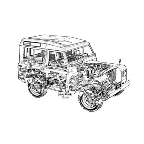 Auto Classiche answer: LAND ROVER