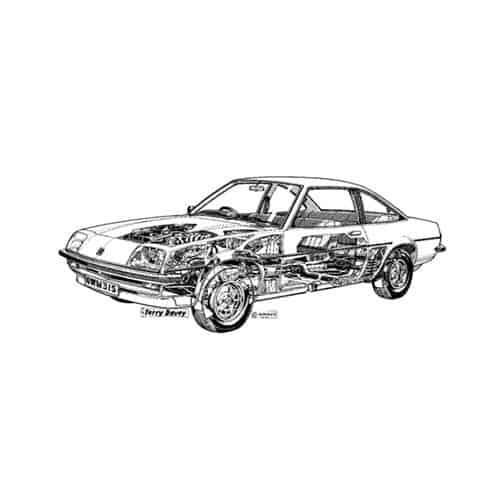 Auto Classiche answer: CAVALIER