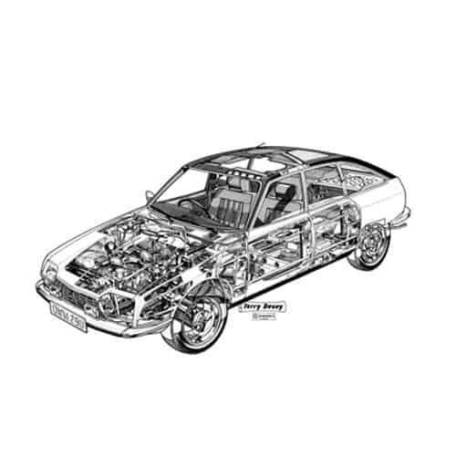 Auto Classiche answer: CITROEN PALLAS