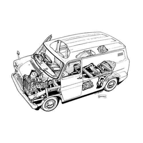 Auto Classiche answer: FORD TRANSIT