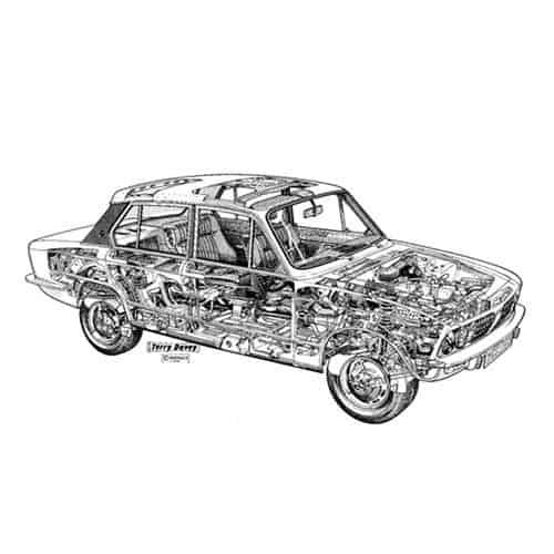 Auto Classiche answer: DOLOMITE
