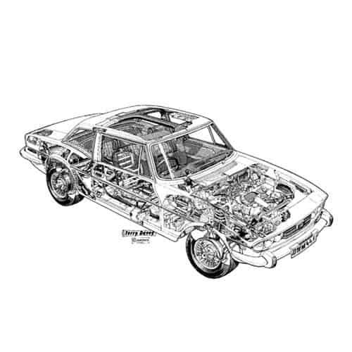 Auto Classiche answer: TRIUMPH STAG
