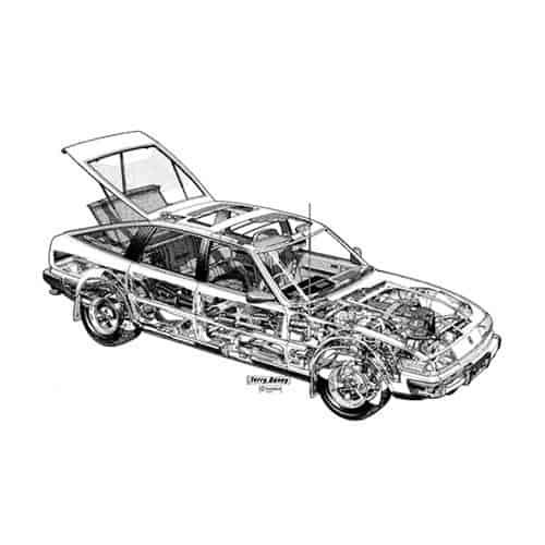 Auto Classiche answer: ROVER 3500