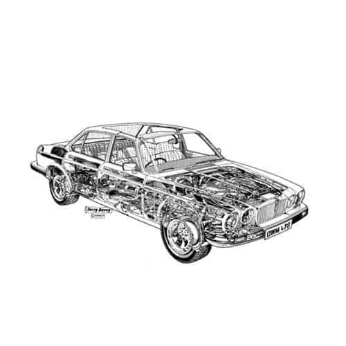 Auto Classiche answer: JAGUAR XJ12