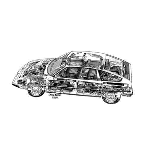 Auto Classiche answer: CITROEN CX