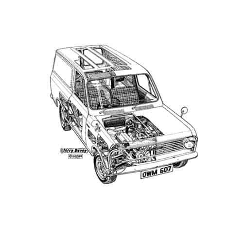 Auto Classiche answer: BEDFORD VAN