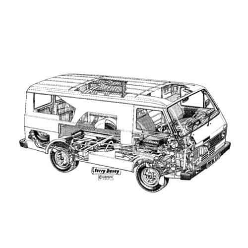 Auto Classiche answer: VW VAN