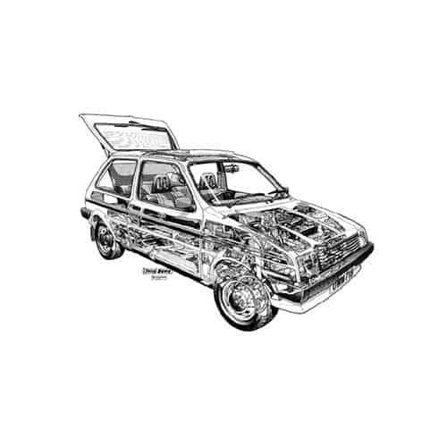 Auto Classiche answer: MINI METRO