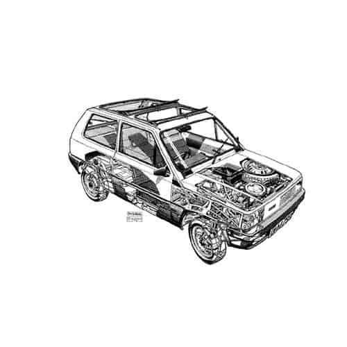Auto Classiche answer: FIAT PANDA