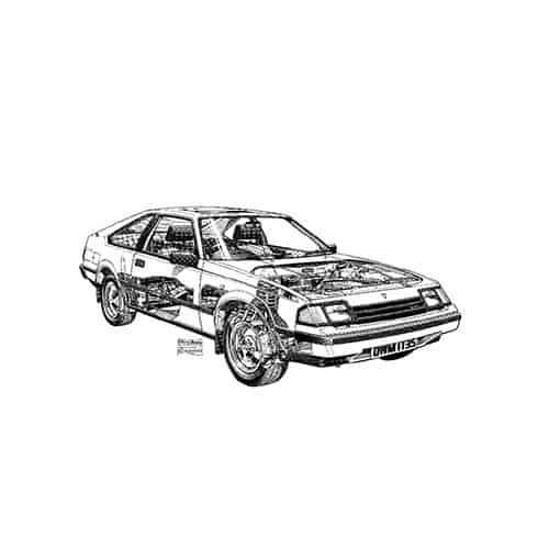Auto Classiche answer: TOYOTA CELICA