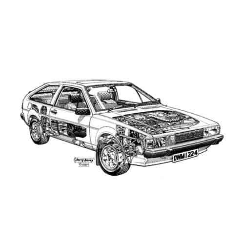 Auto Classiche answer: SCIROCCO
