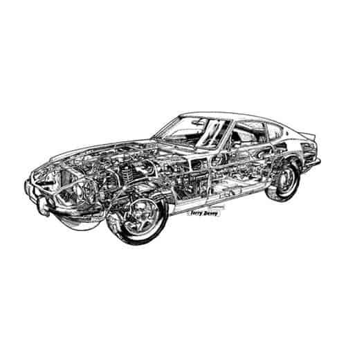 Auto Classiche answer: DATSUN 280Z