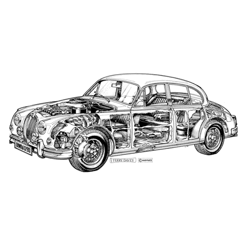 Auto Classiche answer: JAGUAR MK 1