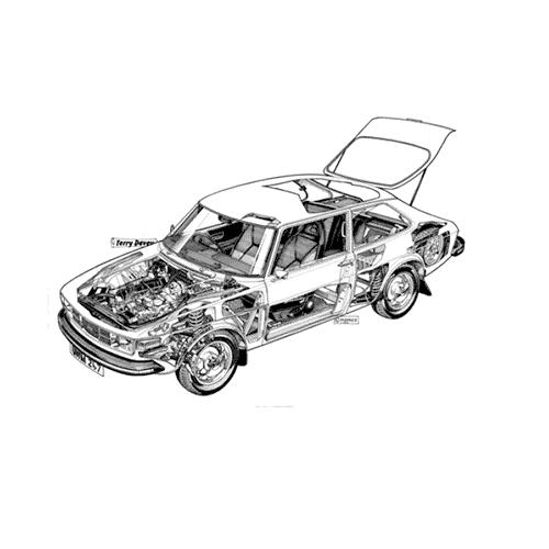 Auto Classiche answer: SAAB 900 TURBO