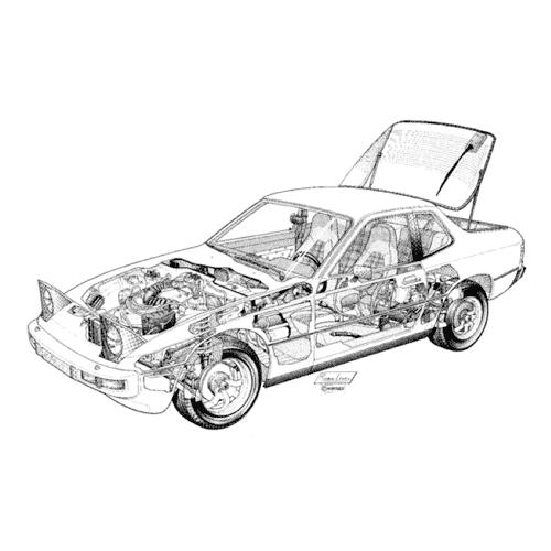 Auto Classiche answer: PORSCHE 924