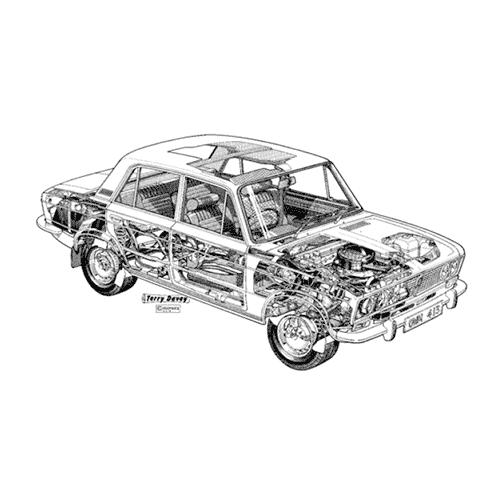 Auto Classiche answer: LADA 1500