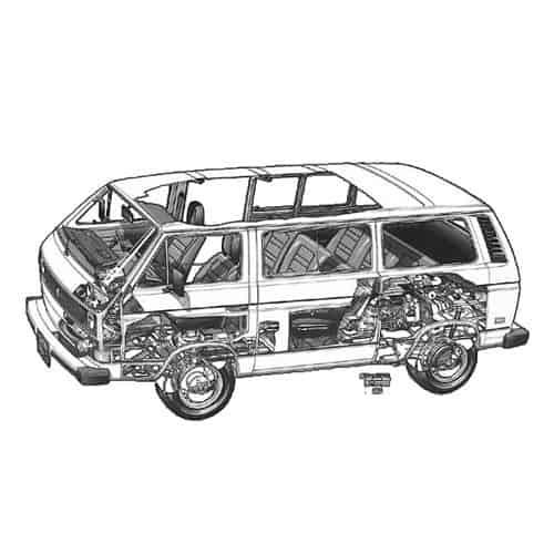 Auto Classiche answer: VW VANAGON