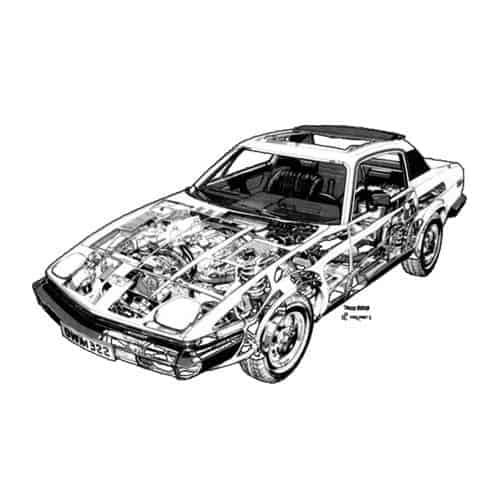 Auto Classiche answer: TRIUMPH TR7