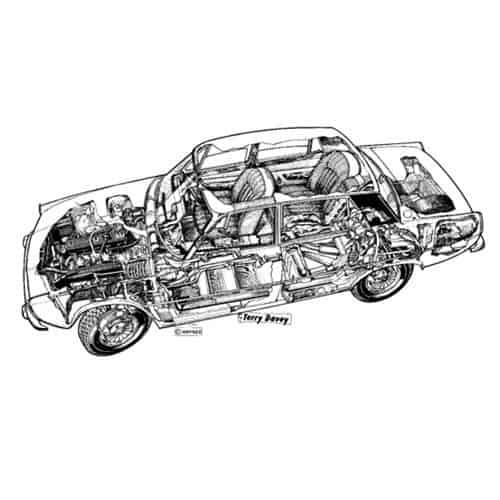 Auto Classiche answer: ROVER 2200