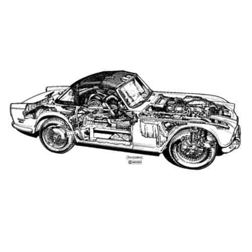 Auto Classiche answer: TRIUMPH TR4