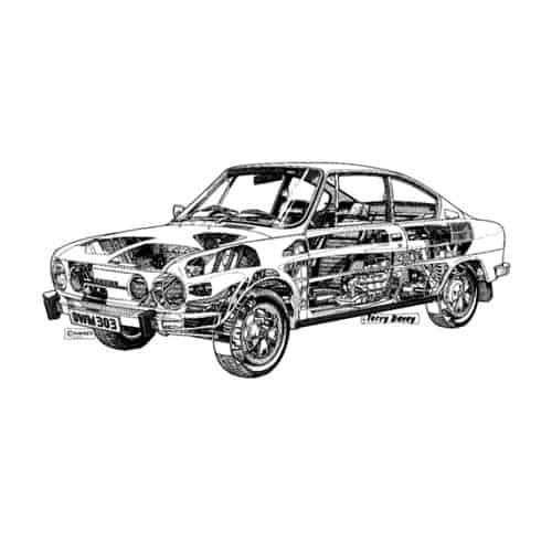 Auto Classiche answer: SKODA 110R