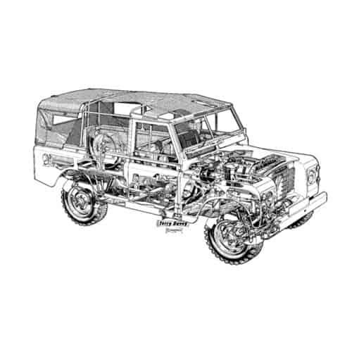 Auto Classiche answer: LONG WHEEL BASE