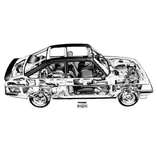 Auto Classiche answer: ESCORT MK2