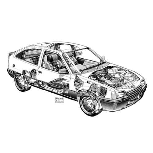 Auto Classiche answer: ASTRA