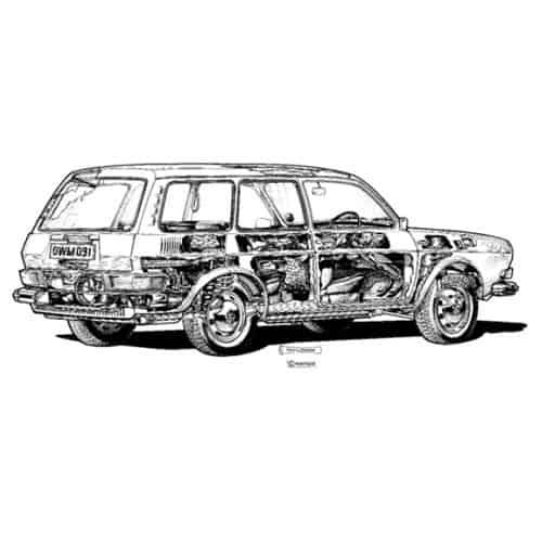 Auto Classiche answer: VW 411