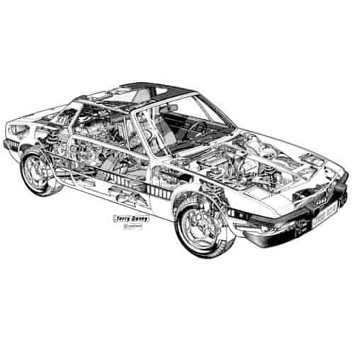 Auto Classiche answer: FIAT X1-9