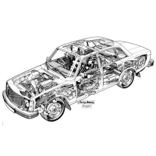 Auto Classiche answer: VOLVO 244