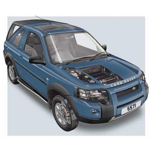Auto moderne answer: FREELANDER MK2