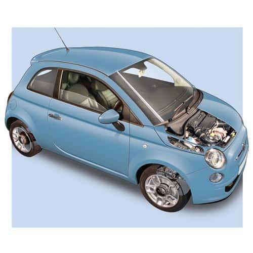 Auto moderne answer: FIAT 500